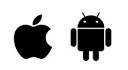 Apple & Android Icons