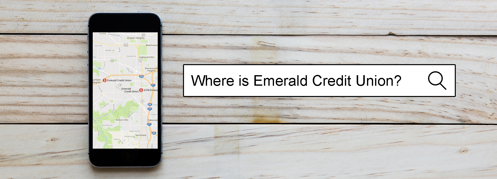 Where is Emerald Credit Union?